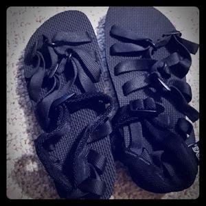 Teva sandal black